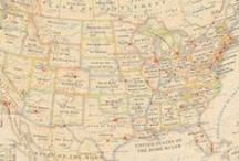 Maps / by Ken E
