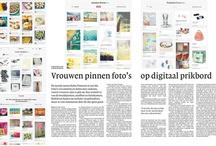 Pinterest Presentatie / by Kirsten Jassies