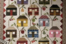 20 Houses Quilts / by Ellen Bee