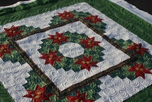 20 Christmas and winter quilts / by Ellen Bee