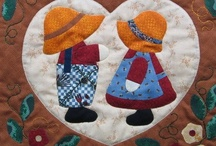 20 Sunbonnet Sue / by Ellen Bee