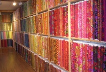 20 Fabrics / by Ellen Bee