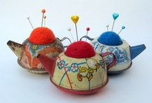 20 Pincushions / by Ellen Bee