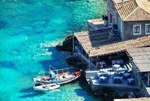 Hideaways in Greece