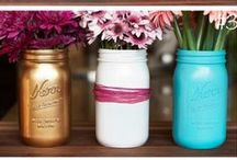 Craft Bottles and Jars / by Loree Horony