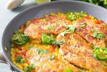 Dinner Ideas - Chicken / by Kate Andrews Hoult