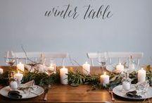 Winter celebration time!
