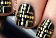 Nails / by Jennifer Hampton (Burdette)