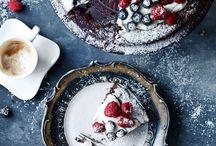 S W E E T S / Desserts