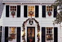 Christmas Decor / by Jennifer Hampton (Burdette)