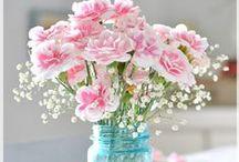 Floral / by Jennifer Hampton (Burdette)