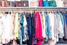 DECORAÇÃO • Closet