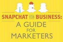 Snapchat Ideas and How it Works / Articles, tips, news on the fast growing social media channel Snapchat