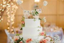 Weselne słodkości. / Cake Wedding Tort Słodkie
