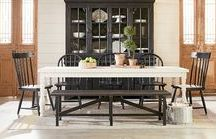 Farmhouse Style / Mad for fixer upper? From offering Magnolia Home furniture in our shop to what Joanna Gaines uses to decorate that we also offer.