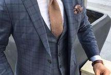 Moda męska.