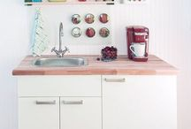 Kitchens / by Handmade Charlotte