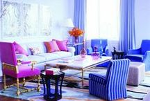 Color Stories / by Sarah Stacey Design