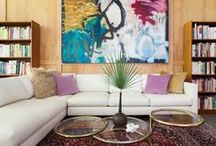 Living Rooms / by Sarah Stacey Design