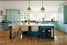 Kitchen / by Sarah Stacey Design