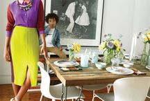 Dining Room / Eclectic dining room