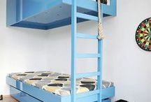 Kids' Rooms: Bunk Beds + Built-Ins / Fun kid's rooms