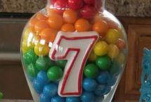 Birthday Party Ideas / by Christina Robertson