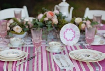 Weddings- Tablescapes