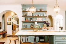 Kitchen / Kitchens and things that belong in them!