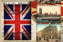 Britainnia / My love for all things English.