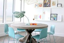 Dining Room / by Sarah Stacey Design