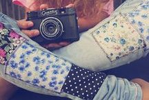 ♥ - Summer/Spring style - ♥ / Everything I would (like) to wear in the summer or spring and inspiration