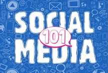 Social Media 101 / Get any and every social media infographic you could ever want!