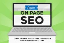 SEO / Search Engine Optimization tips for marketing your company online.