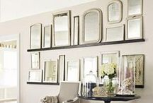 Mirrors / by Sarah Stacey Design
