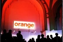 La vie en ...Orange / by Sylvie Dupret-Voisin