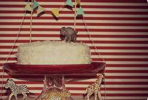 Baby Shower: Jungle Circus