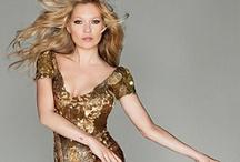 Kate Moss! Lily Cole! Lara Stone! Karlie Kloss! / my fave models!