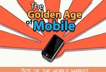 Mobile Marketing / Learn how to market your company through mobile with these helpful tips and infographics.