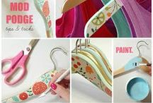 Handmade Gifts and Wrapping Ideas  / Plus easy gift container ideas