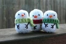 Christmas - Snowmen / by Sandra Grice