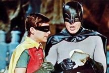 Batman / Batman fan through and through, since day one. / by Anthony Lobo