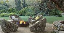 Beautiful OUTDOOR SPACES / Gorgeous Gardens and Stunning Outdoor Spaces #gardens