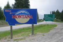 Montana: my next stop on the crazy journey / by Ashley Strickland