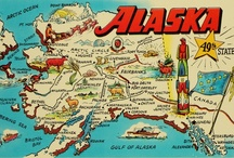 The Last Frontier / My heart turns to Alaska and freedom on the run, I can hear Her Spirit calling me. / by Anthony Lobo