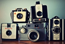 Camera Lore / There are few things I love more than loading a camera. 35mm, 8mm, film, etc. / by Anthony Lobo