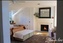 Beautiful BEDROOM Ideas / Beautiful, Cozy Master Retreats and Guest Bedrooms #bedroom