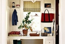 CLEAN & ORGANIZED - Laundry Rooms, Mudrooms & Cleaning Tips / Pretty Laundry Rooms, Organized Mudrooms, Cleaning and Organization Tips and Ideas #cleaningtips #organizingideas #laundryroom #mudroom