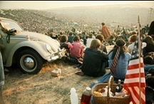 3 Days of Peace & Music / To have gone and seen the centre of the universe. The three days in 1969 that were the Woodstock Music Festival; one of the many things that has always had a special place in my heart and has always amazed me. / by Anthony Lobo