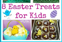 Easter For Kids / Easter activities, ideas, and educational freebies for kids are found here.